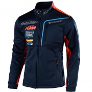 Troy Lee Designs Team KTM Navy Polar Fleece