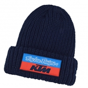 Troy Lee Designs Team KTM Navy New Era Beanie