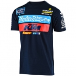 Troy Lee Designs Kids Team KTM Navy T Shirt
