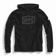 100% Occult Black Pull Over Hoodie