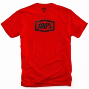 100% Kids Essential Red T Shirt