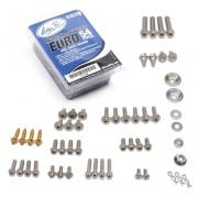 Motion Pro 54 Piece Metric Euro Bolt & Hardware Kit