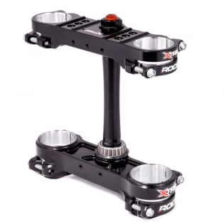 XTrig ROCS Pro Triple Clamp Set KTM - Black