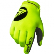 Seven MX Kids Dot Flo Yellow Annex Gloves