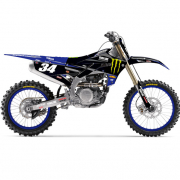 D Cor 2019 Team Star Yamaha Full Graphics Kit