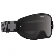 Spy MX Woot Sand Black Smoke Lens Goggles