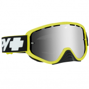 Spy MX Woot Slice Green Smoke Lens Goggles