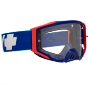 Spy MX Foundation Revolution HD Clear Lens Goggles
