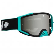 Spy MX Foundation Plus Camo Teal HD Smoke Lens Goggles