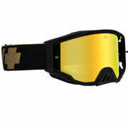 Spy MX Foundation Plus Jeremy Mcgrath HD Gold Lens Goggles