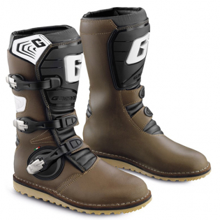 Gaerne Balance Pro-Tech Brown Trials Boots