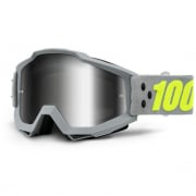 100% Accuri Berlin Mirror Lens Goggles