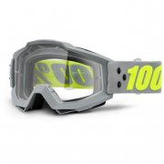 100% Accuri Berlin Clear Lens Goggles