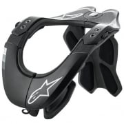Alpinestars Tech 2 Bionic Black Cool Grey Neck Support