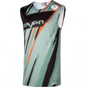 Seven MX Zero Blur Camo Paste Over Vest