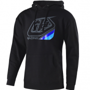 Troy Lee Designs Hoodie Precision 2.0 Black Blue