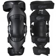 POD MX K4 2.0 Black Knee Brace - Pair