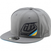 Troy Lee Designs Precision 2.0 Cap - Storm Grey