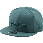 Troy Lee Designs Signature Cap - Needle Green