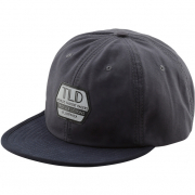 Troy Lee Designs Reflective Factory Cap - Pewter