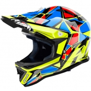 Airoh Archer Junior Kids Chief Blue Gloss Helmet