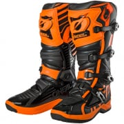 ONeal RMX Orange Motocross Boots