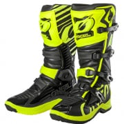 ONeal RMX Neon Yellow Motocross Boots
