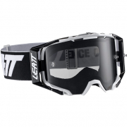 Leatt 6.5 Velocity Black White Smoke Lens Goggles