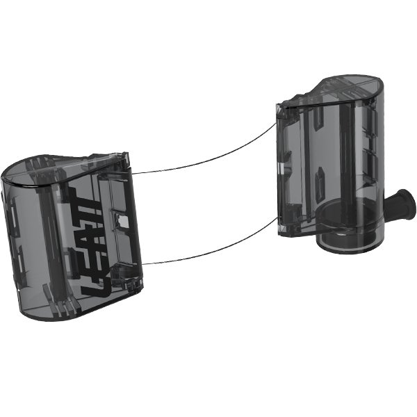 New Leatt Goggle Roll Off Film Canisters 6 PACK 48mm Motocross Enduro