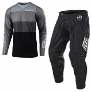Troy Lee Designs SE Air Beta Grey Kit Combo