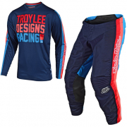 Troy Lee Designs Kids GP Air Premix 86 Navy Kit Combo