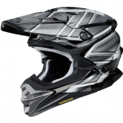 Shoei VFX-WR Glaive Grey TC5 Helmet