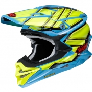 Shoei VFX-WR Glaive Yellow TC2 Helmet