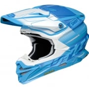 Shoei VFX-WR Zinger Blue TC2 Helmet