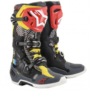 Alpinestars Tech 10 Limited Edition Cactus Rainbow Boots