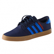 Troy Lee Designs X Adidas Seeley Navy Trainer Shoes