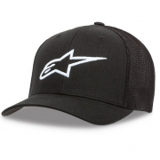 Alpinestars Ageless Stretch Mesh Black Cap