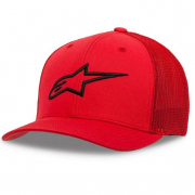 Alpinestars Ageless Stretch Mesh Red Cap