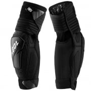 100% Fortis Black Elbow Guards
