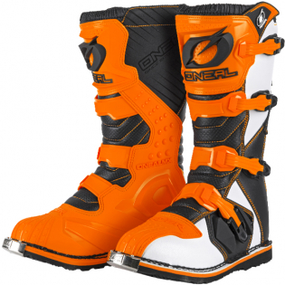 ONeal Rider Orange Boots