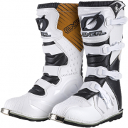ONeal Rider White Boots