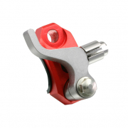Zeta Universal Red Rotating Bar Clamp With Hot Start