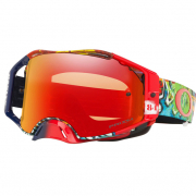 Oakley Airbrake Jeffery Herlings Graffito RWB Prizm MX Goggles