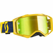 Scott Prospect Yellow Yellow Chrome Goggles