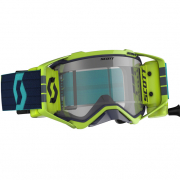 Scott Prospect WFS Blue Yellow Clear Goggles