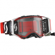 Scott Prospect WFS White Red Clear Goggles