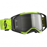 Scott Prospect Black Yellow Light Sensitive Grey Works Goggles
