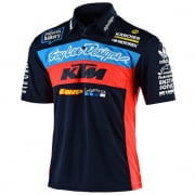Troy Lee Designs Team KTM Navy Pit Shirt