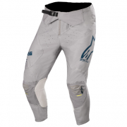 Alpinestars SuperTech Grey Navy Yellow Pants