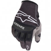 Alpinestars Techstar Black White Grey Gloves